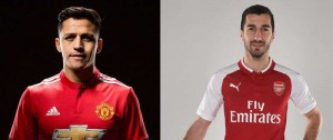 Portal 180 - Alexis Sánchez al Manchester United, y Mkhitaryan al Arsenal
