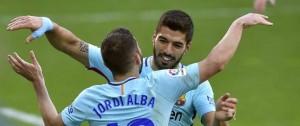 Portal 180 - Barcelona venció al Eibar con gol de Luis Suárez