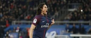 Portal 180 - Doblete de Cavani en la victoria del PSG ante el Strasbourg