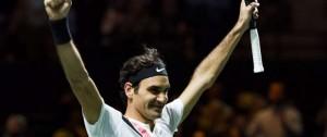 Portal 180 - Federer, nuevo número uno mundial, ganó el torneo de Róterdam