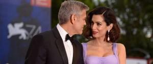 Portal 180 - Los Clooney donaron 500.000 dólares para reclamar mayor control de armas