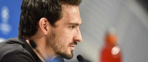 Portal 180 - Hummels criticó el sensacionalismo de periodistas deportivos