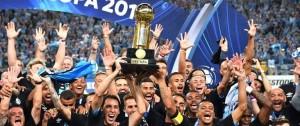 Portal 180 - Gremio se consagró campeón de la Recopa Sudamericana
