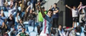 Portal 180 - Maxi Gómez llegó a 13 goles en La Liga