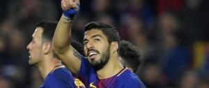 Portal 180 - Tres de Suárez en goleada del Barcelona