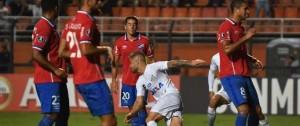 Portal 180 - Santos le complica la Libertadores a Nacional