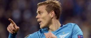 Portal 180 - Kokorin, figura de Rusia, se pierde el Mundial por lesión