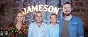 Portal 180 - Jameson sorprendió con una inédita celebración de St. Patrick's Day