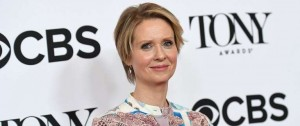 "Portal 180 - Cynthia Nixon de ""Sex and the City"" se postula a gobernadora de Nueva York"