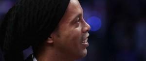 Portal 180 - Ronaldinho se afilió a partido evangélico en Brasil