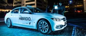 Portal 180 - BMW le dio la bienvenida al futuro
