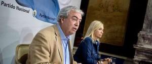 """Portal 180 - PN rechazó declaraciones de García Pintos y """"desconoce el origen"""" de sus aportes"""