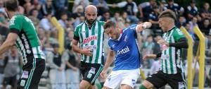 Portal 180 - Nacional evita la decepción con un gol en la última jugada