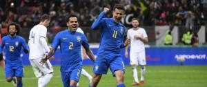 Portal 180 - Brasil se calienta a tiempo y golea 3-0 a Rusia en amistoso en Moscú