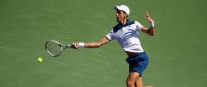 Portal 180 - Djokovic, eliminado en Masters 1000 de Miami ante el francés Paire