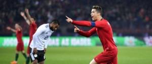 Portal 180 - Portugal remontó ante Egipto con doblete de Ronaldo en los descuentos