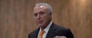 """Portal 180 - Temer dice que """"sería una cobardía"""" no presentarse a las elecciones en Brasil"""