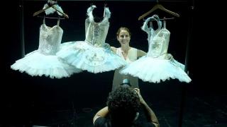 """María Noel Riccetto ganó el """"Oscar de la danza""""   180"""