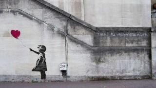 Un grafiti de Banksy es la obra de arte preferida en Reino Unido | 180
