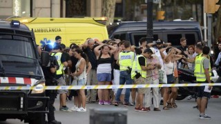 Atentado en Barcelona: 13 muertos y un centenar de heridos | 180