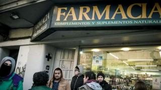 Farmacias no fueron informadas sobre problemas con la banca | 180