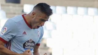 Maximiliano Gómez debutó con doblete en Celta | 180