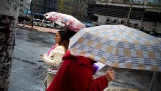 Se esperan lluvias de jueves a sábado | 180