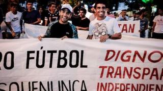Los jugadores resuelven parar el fútbol hasta que haya Asamblea en la Mutual  | 180