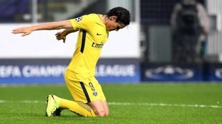 Gol de Cavani en la goleada del PSG al Anderlecht | 180