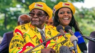 La apuesta de Grace Mugabe por el poder que hundió el régimen en Zimbabue | 180