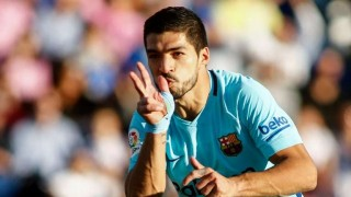 Barcelona ganó con dos de Suárez | 180