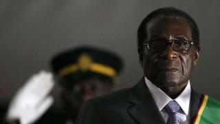 Renunció el presidente de Zimbabue, Robert Mugabe | 180