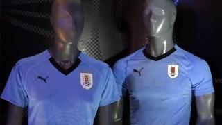 AUF y Puma presentaron la nueva camiseta de la Selección | 180