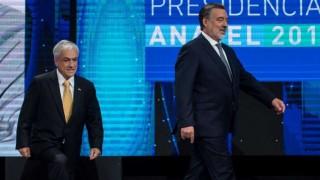 Chile: áspero debate entre Piñera y Guillier a cinco días del balotaje | 180