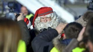 Los turistas llenan las arcas de Papá Noel en la Laponia finlandesa | 180