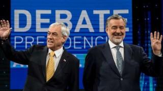 Izquierda y derecha se disputan en un reñido balotaje la presidencia de Chile | 180