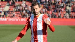 Suárez y Stuani están terceros en la tabla de goleadores de la Liga | 180