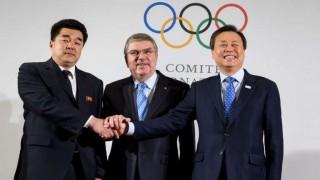 Las dos Coreas desfilarán juntas en los Juegos de Invierno 2018 | 180
