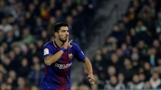 Dos de Suárez en goleada de Barcelona sobre Betis | 180