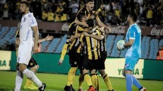 Peñarol se quedó con el primer clásico del año | 180