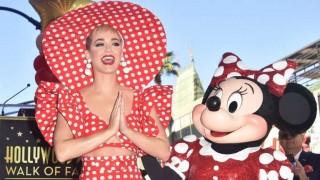 Minnie recibió estrella en Hollywood 40 años después que Mickey | 180