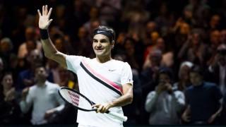 Federer volvió a ganar y jugará la final de Róterdam | 180