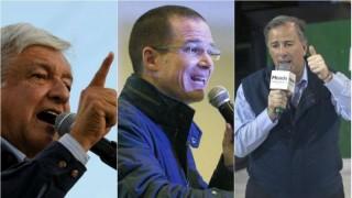 Con nominaciones de candidatos arranca carrera presidencial en México | 180