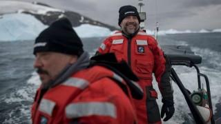 Proteger la Antártida, el nuevo rol de Javier Bardem | 180