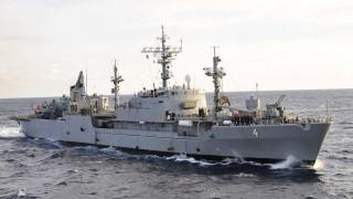 Armada capturó embarcación brasileña realizando pesca ilegal | 180