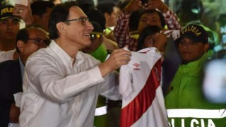 Vizcarra asume como presidente de Perú tras abrupta salida de Kuczynski | 180