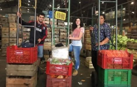 Portal 180 - Al rescate de frutas y hortalizas en buen estado