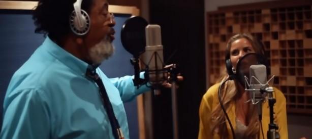 Portal 180 - Ruben Rada cantó con Camila Rajchman