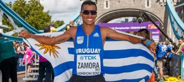 Portal 180 - Andrés Zamora corrió y atrapó a un ladrón que quiso robarle el auto