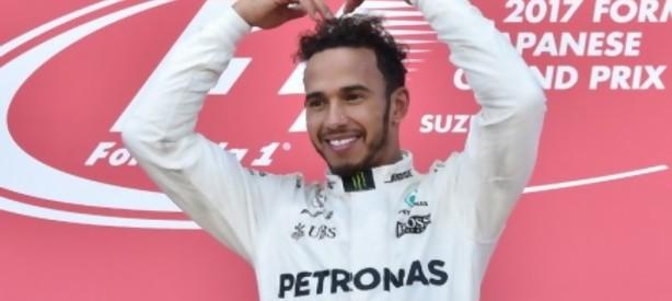 Portal 180 - Hamilton ganó en Japón y quedó a una carrera de ser campeón